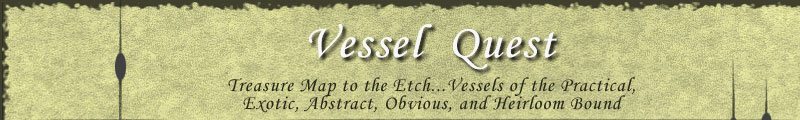 Vessel Quest - the Official Toast of Happily Ever After
